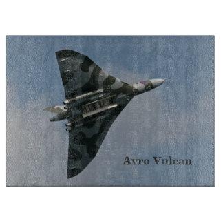 Planche À Découper Bombardier d'aile delta d'Avro Vulcan
