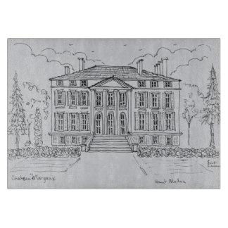 Planche À Découper Bordeaux de Margaux | de château, France