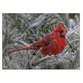Planche à découper cardinale