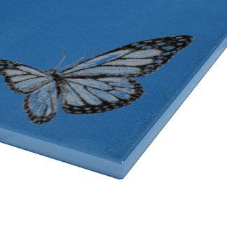Planche À Découper Conseil de taille du verre de papillon
