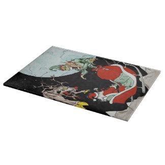 Planche À Découper Conseil décoratif de taille du verre de cauchemar