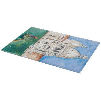 Planche À Découper Conseil décoratif moyen de taille du verre