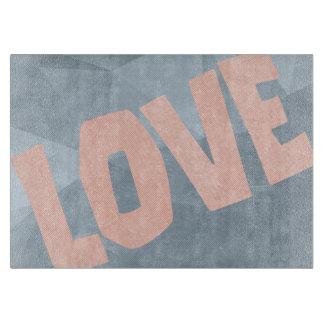 Planche À Découper Cubic Love : :
