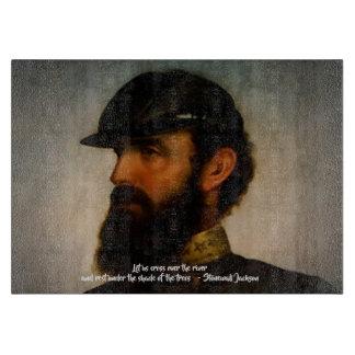 Planche à découper de Stonewall Jackson