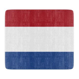 Planche À Découper Drapeau de Pays-Bas