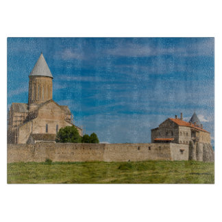 Planche À Découper Extérieur antique de monastère