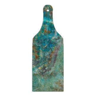 Planche À Découper Image en pierre bleue de Chrysocolla