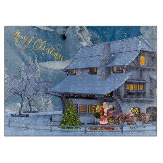 Planche À Découper Joyeux Noël