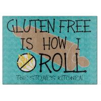 Le gluten libre est comment je roule Chevron