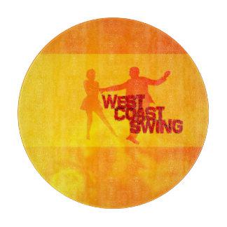 Planche À Découper L'ouest Coast swing