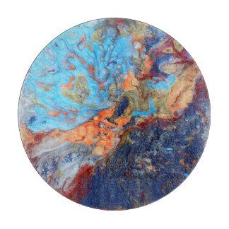 Planche À Découper Marbres cosmiques
