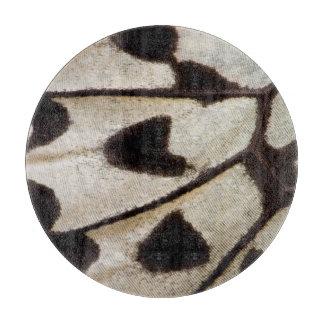 Planche À Découper Motif de papillon tropical