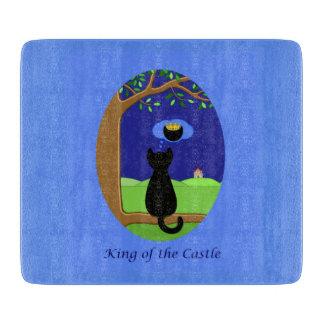 Planche À Découper Roi du château