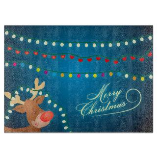 Planche À Découper Rudolph