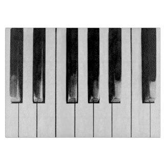 Planche À Découper Vieilles clés de piano