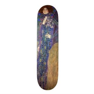 Planche À Roulette Emilie Floege, 1902