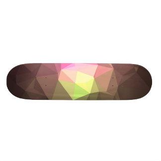 Planche À Roulette Résumé et conception colorée de motif - espoir de