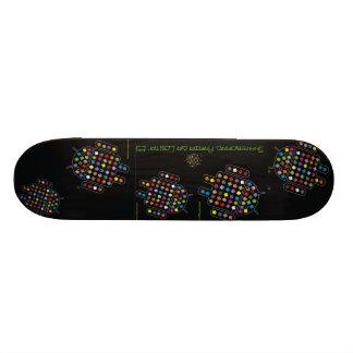 Planche à roulettes Androïde X2