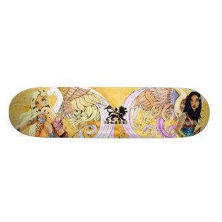 Planche à roulettes d'anges skateboards personnalisables