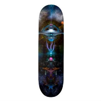 Planche à roulettes d'Ansarious de station Plateaux De Skateboards Customisés