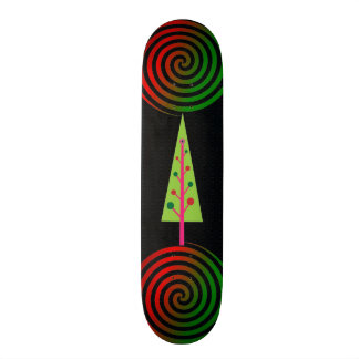Planche à roulettes d'arbre de Chistmas Skateboards