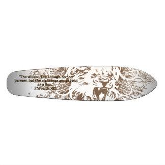 Planche à roulettes de 28:1 de proverbes skateboard