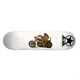 Planche à roulettes de bandit de moto planches à roulettes