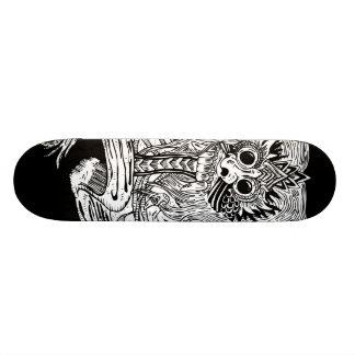 Planche à roulettes de Barong Plateau De Skateboard
