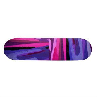 """Planche à roulettes """"de Bluez d'hiver"""" Skateboard"""