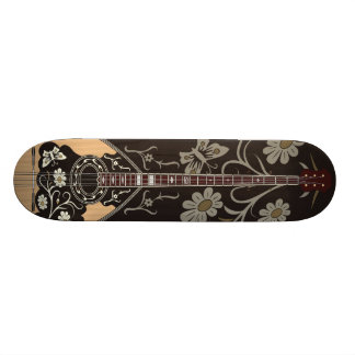 Planche à roulettes de Bouzouki Skateboard 20 Cm