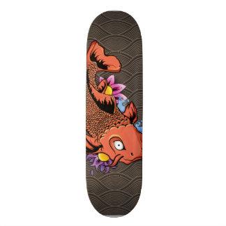 Planche à roulettes de Carpa Mini Skateboard 18,4 Cm