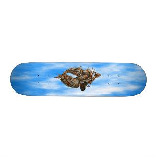 Planche à roulettes de Dragongiant (couleur) Plateaux De Skateboards