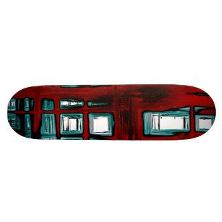 """Planche à roulettes de ½ du résumé 8"""" plateaux de skate"""