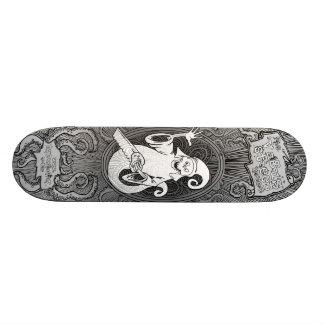 Planche à roulettes de fantôme de rue de vagus skateboard 19,7 cm