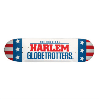 Planche à roulettes de globes-trotter de Harlem Skateboards Cutomisables