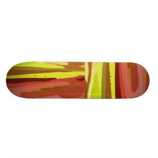 """Planche à roulettes """"de Greenz de ressort"""" Mini Skateboard 18,7 Cm"""