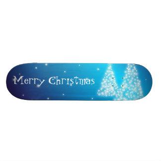 Planche à roulettes de Joyeux Noël Plateaux De Skate