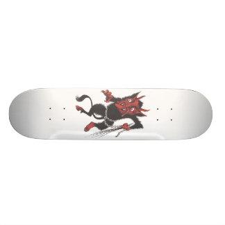 Planche à roulettes de Krampus Skateboard Old School 18,1 Cm