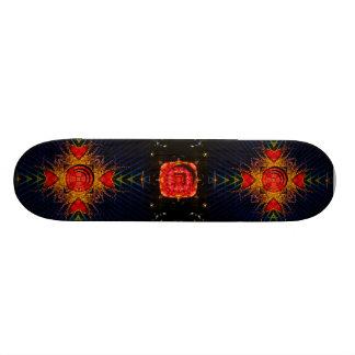 Planche à roulettes de Las Vegas de vivats Skateoard Personnalisé