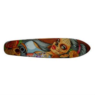 planche à roulettes de Latina