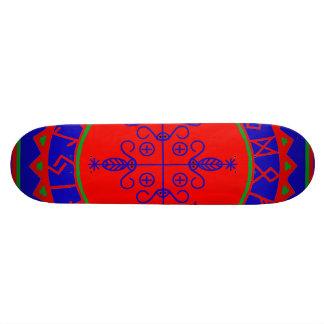 Planche à roulettes de Magik de vaudou Skateboard Customisable