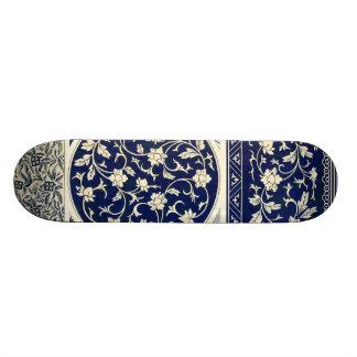 Planche à roulettes de motif de Chinois Skateboard 19,7 Cm