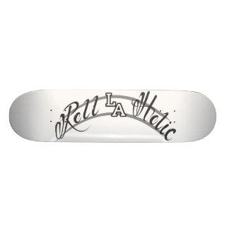 Planche à roulettes de Petit-LA-Holic Plateaux De Skateboards Customisés