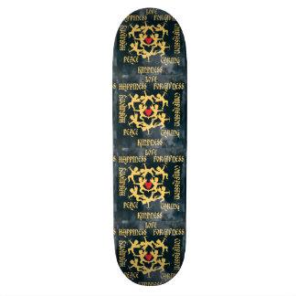 Planche à roulettes de RightOn Love Kindness Plateaux De Skate
