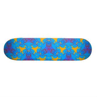 planche à roulettes de Superbe-amusement Plateaux De Skate