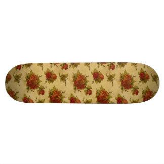 Planche à roulettes de vieille école avec l'impres skateboard old school  21,6 cm