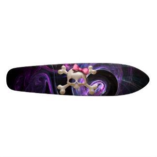 Planche à roulettes de vieille école de Goth de Skateboard Old School 21,6 Cm
