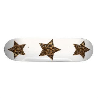 Planche à roulettes d'étoile plateaux de skateboards