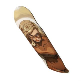 Planche à roulettes du Sahara Skateboard 20 Cm