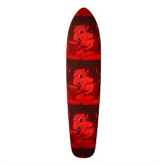 Planche à roulettes ÉTRANGÈRE de BANDE DESSINÉE de Skateboard Customisable